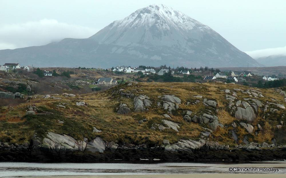 Snow capped Errigal